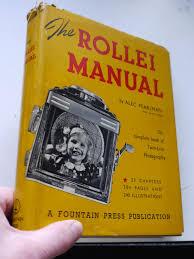 rollei manual by alec pearlman abebooks