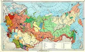 map of ussr soviet union for kiddle