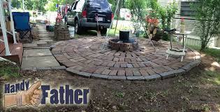 Patio Pavers Ta Brick Patio Diy Outdoor Goods
