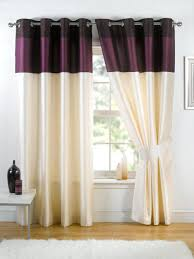 White Faux Silk Curtains Faux Silk Curtains Harmony Pair Lined Eyelet Faux Silk Curtains In