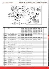 massey ferguson 2013 linkage page 393 sparex parts lists