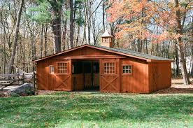 backyard horse barns shed row horse barns ct ma ri run in sheds horse barns with