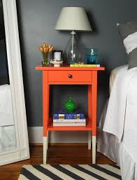 Ikea Hemnes Side Table Dipped Nightstand Hemnes Nightstands And Dips