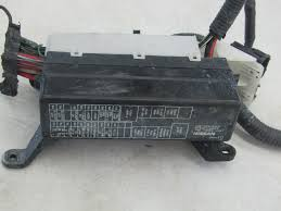 nissan juke fuse box used nissan other ignition system parts for sale page 4