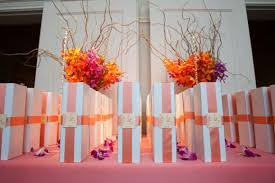 thank you favors thank you stylish ways to present your wedding favors a