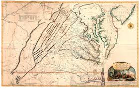 Jamestown Virginia Map by Religious Liberty In Virginia How U201cdissenters U201d Parlayed