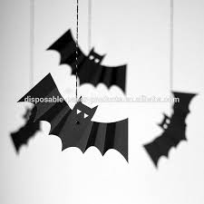 halloween party supplies halloween hanging bats decorations set of