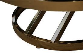 Base For Glass Coffee Table Milo Baughman Mid Century Modern Glass Coffee Table Zig Zag Base