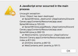 discord javascript error discord canary bug album on imgur