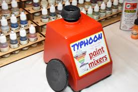 typhoon ultra 2 paint mixer hobby paint mixer tattoo ink