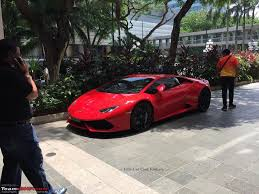 slowest lamborghini lamborghini aventador sv lp750 4 south east asia launch team bhp