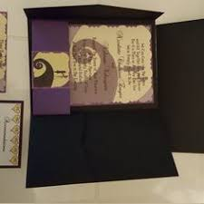 Nightmare Before Christmas Wedding Invitations Nightmare Before Christmas Wedding Sleeping Beauty Pavilion