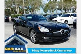 mercedes of pompano florida used mercedes slk class for sale in pompano fl edmunds