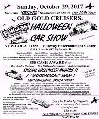 16th annual original halloween car show u2013 classiccars com journal
