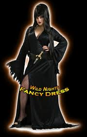 elvira costume fancy dress costume elvira costume plus size 16 20