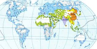 Religion World Map by Www Mappi Net World Maps Populations Maps