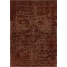 Faded Area Rug Virtuous Collection Faded Traditional Olefin Area Rug 5 3 X