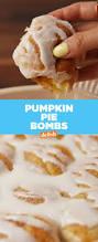 Pumpkin Toaster Strudel Pumpkin Pie Bombs Taste Like Fall