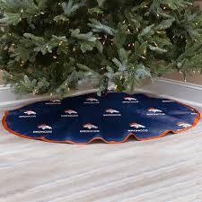 Moose Christmas Tree Skirt Denver Broncos Christmas Ornaments Decorations Trees Bedding