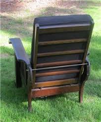 antique morris recliner chair u0026 antique heywood u0026 wakefield
