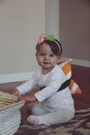used baby halloween costumes halloween costume diy baby sushi u2013 really risa