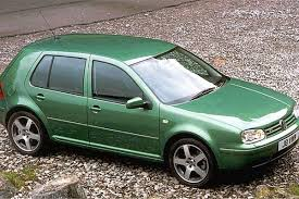green volkswagen golf volkswagen golf mk iv v5 2001 road test road tests honest john