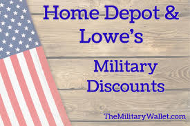 black friday home depot promo code home depot and lowe u0027s 10 military discount policy year round