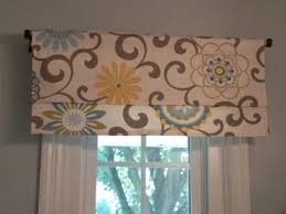Foam Board Window Valance 15 Minute Window Valance And Diy Coordinating Accessories Hgtv
