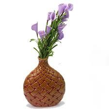 calla lily home decor 1 bouquet 14 head artificial purple calla lily flower romantic