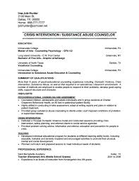 Counseling Assessment Form Sle Sle Mental Health Counselor Resume Free Resume Exle And