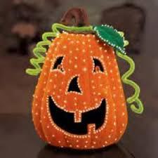 light up pumpkins for halloween glowing fiber optic pumpkin halloween at hnhco enterprises llc