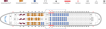 Boeing 767 Floor Plan | everything you want to know about where to sit on a sua 767 3