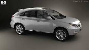 lexus van 2016 lexus rx hybrid 2009 by 3d model store humster3d com youtube