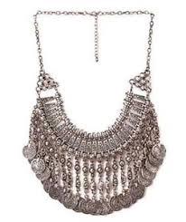 bead necklace ebay images Ethnic necklace ebay JPG