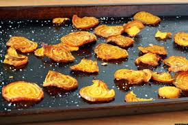 fruit and vegetable chip recipes healthy homemade snacks huffpost