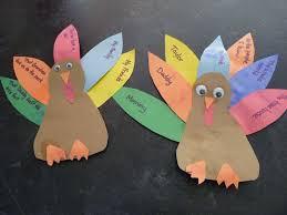 thanksgiving day crafts preschoolers turkey paper plate tierra