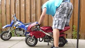 used motocross bikes for sale ebay 50cc 2 stroke pocket bike and mini dirt bike for sale youtube