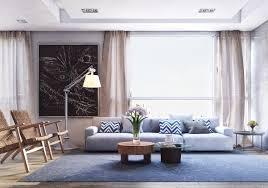 living room stunningly beautiful modern apartments by koj design