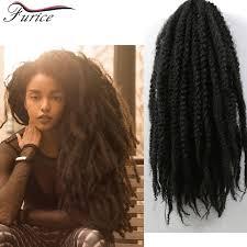 photos of braided hair with marley braid 18 afro kinky twist braid hair synthetic marley hair afro kinky