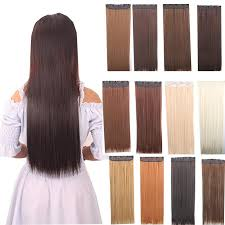 24 inch extensions clip in hair extensions 24inch 60cm 120g 5clips