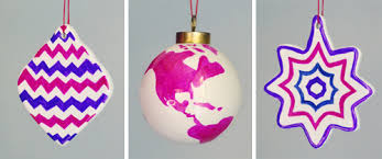 how to make 38 simple cheap ornaments