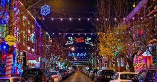 Oregon Garden Christmas Lights The Top Places To View Holiday Lights In Philadelphia For 2017