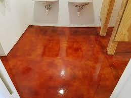 Concrete Staining Pictures by Flood Damaged Flooring Repair Houston Concrete Staining