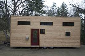 build a house free builds amazing mortgage free modern tiny house tour