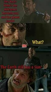 Walking Dead Memes Season 2 - savage memes from the walking dead midseason finale