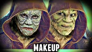 Killer Croc Halloween Costume Killer Croc Epic Makeup Tutorial Squad Halloween Costume