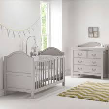 Toulouse Bedroom Furniture White East Coast Nursery Furniture Cot Bed Dresser Toulouse 2 Piece Room