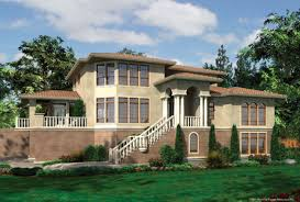 Spanish Homes Plans by House Plans Choosing An Architectural Style