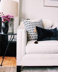 All White Living Room by All White Living Room U2014 Splendor Styling