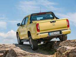 mercedes pickup why americans can u0027t buy the new mercedes benz x class pickup truck